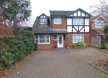 Thumbnail 4 bedroom detached house for sale in Oakmere Close, Liverpool