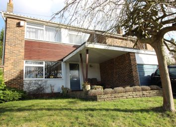 Thumbnail 4 bed detached house for sale in Tabarin Way, Epsom