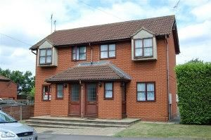 Thumbnail 1 bedroom maisonette to rent in Wood Street, Chelmsford