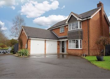 Thumbnail 4 bed detached house for sale in Burntwood View, Loggerheads, Market Drayton