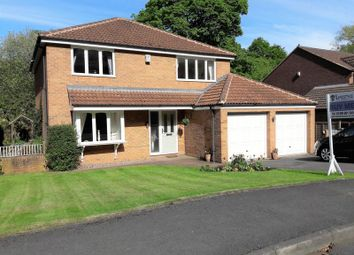 Thumbnail 4 bed detached house for sale in The Dell, Bishop Auckland