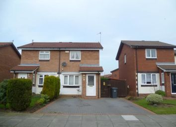 Thumbnail 2 bed semi-detached house to rent in Tharsis Road, Hebburn