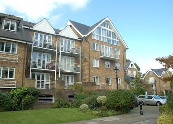Thumbnail 3 bed flat for sale in Thames Close, Hampton