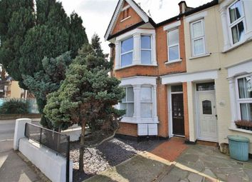 Thumbnail 1 bed flat to rent in Elm Road, Leigh On Sea, Essex