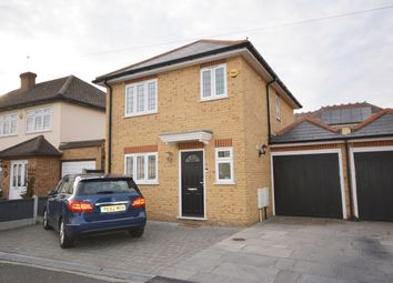 3 bed detached house for sale in Dury Falls Close, Hornchurch RM11