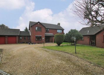 Thumbnail 5 bedroom detached house for sale in Rixon Close, Weston Favell, Northampton