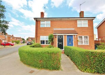 3 bed semi-detached house for sale in Oak Road, North Duffield, Selby YO8