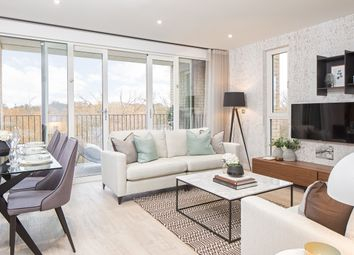 """Thumbnail 2 bed flat for sale in """"Eider Apartments"""" at Meadowlark House Moorhen Drive, Hendon, London"""