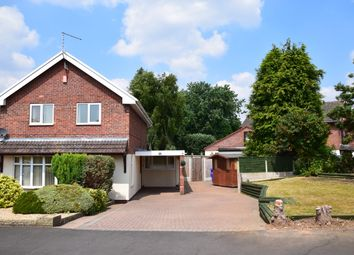 Thumbnail Detached house for sale in Omega Way, Trentham, Stoke On Trent