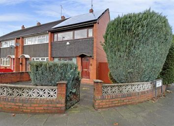 Thumbnail 3 bed end terrace house for sale in Heathcote Road, Longton, Stoke-On-Trent