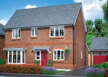 Thumbnail 4 bed detached house for sale in Gateford Road, Worksop, Nottinghamshire