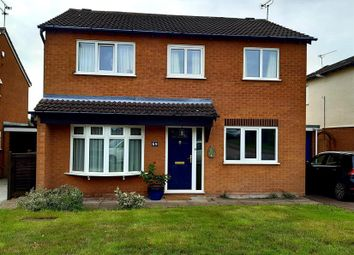 Kemps Green Road, Balsall Common, Coventry CV7. 4 bed detached house