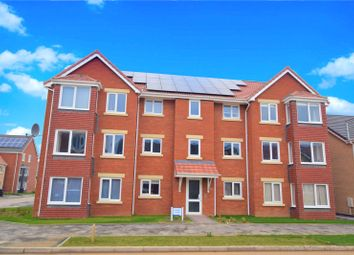 Thumbnail 2 bed flat for sale in Moorby House, Lumley Fields, Skegness