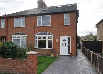 Thumbnail 4 bedroom semi-detached house for sale in Mill Road, Colchester, Essex.