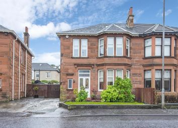Thumbnail 3 bedroom semi-detached house for sale in 62 Blairbeth Road, Burnside, Glasgow