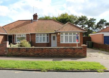 Thumbnail 3 bed detached bungalow for sale in Gorse Road, Thorpe St. Andrew, Norwich