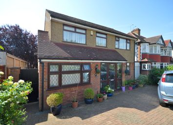 Thumbnail 3 bed detached house for sale in Brycedale Crescent, Southgate