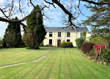 Thumbnail 5 bed detached house for sale in Old Welsh Road, Stepaside, Narberth