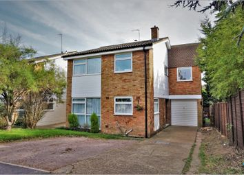 Thumbnail 4 bed detached house for sale in Mendham Way, Clophill