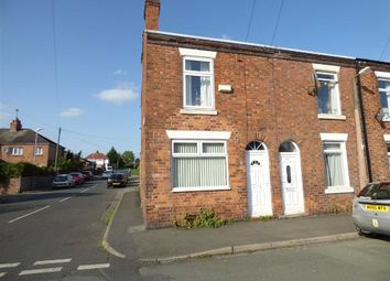 Thumbnail 2 bed end terrace house for sale in Henry Street, Crewe