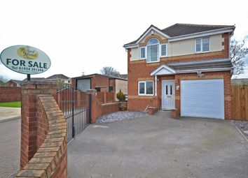 Thumbnail 4 bed detached house for sale in Bramble Court, Outwood, Wakefield