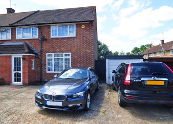 Thumbnail 3 bed property for sale in Linton Avenue, Borehamwood