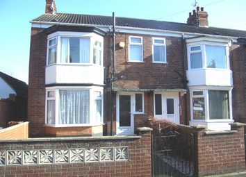 Thumbnail 3 bed end terrace house to rent in Etherington Road, Beverley High Road, Hull