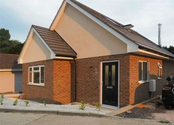 Thumbnail 2 bed detached house for sale in Haslam Crescent, Bexhill-On-Sea