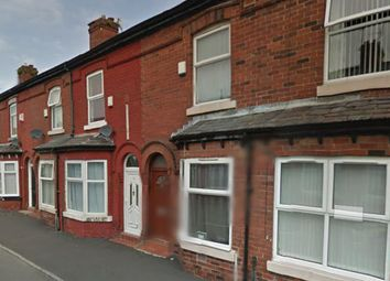 Thumbnail 3 bed property to rent in Parkfield Avenue, Rusholme, Manchester