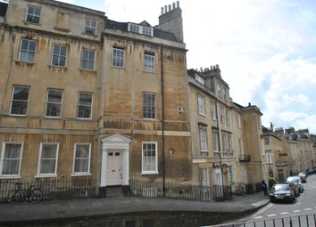Thumbnail 3 bed flat for sale in Brunswick Place, Bath