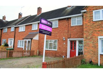 Thumbnail 3 bed terraced house for sale in Whitefields Road, Waltham Cross