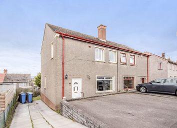 Thumbnail 3 bed semi-detached house for sale in Ochil Terrace, Dunfermline