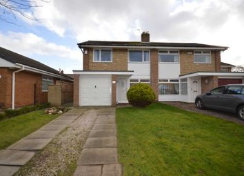 Thumbnail 3 bed semi-detached house for sale in Tyburn Road, Spital, Wirral