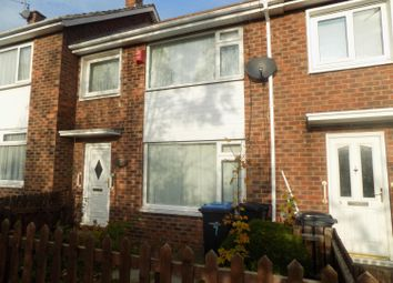 Thumbnail 3 bed terraced house to rent in Siddington Walk, Middlesbrough