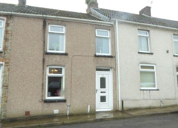 3 bed terraced house for sale in West Street, Aberkenfig, Bridgend, Bridgend County. CF32