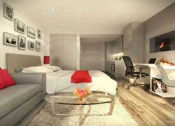 Thumbnail 1 bedroom flat for sale in Trafford Street, Chester, Cheshire