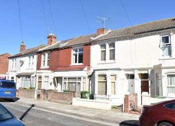 Thumbnail 3 bed terraced house to rent in Canterbury Road, Southsea, Portsmouth, Hampshire