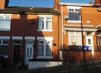 Thumbnail 2 bed terraced house for sale in Smith Street, Longton, Stoke-On-Trent