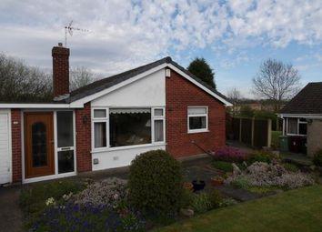 Thumbnail 3 bed bungalow for sale in Heathfield Gardens, Tibshelf, Derbyshire