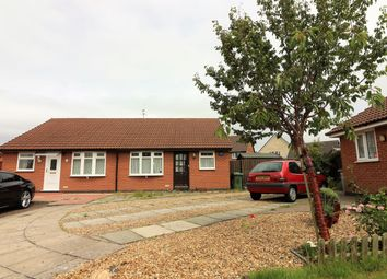 Thumbnail 2 bed bungalow for sale in Anstey Close, Wirral