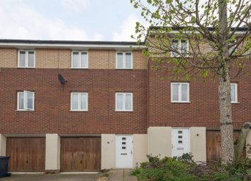 Thumbnail 3 bed town house for sale in Osier Avenue, Hampton Centre, Peterborough