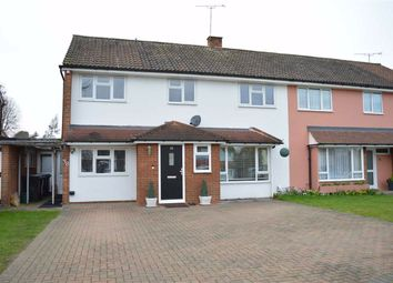 Thumbnail 4 bed semi-detached house for sale in Watlington Road, Old Harlow, Essex