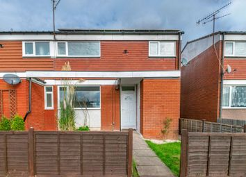 Thumbnail 3 bed end terrace house for sale in Fulbrook Close, Redditch