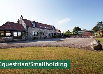 Thumbnail 3 bed detached house for sale in Whitehills Farm, Alloa, Clackmannan, Fife