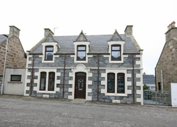 Thumbnail 3 bedroom detached house for sale in 10 Stuart Street, Portessie, Buckie