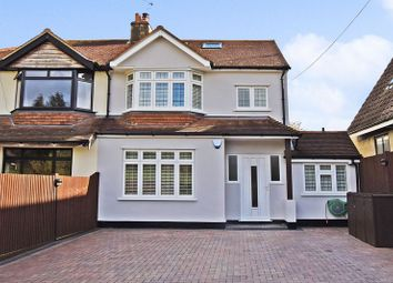 Thumbnail 4 bed semi-detached house for sale in Cudham Lane North, Orpington