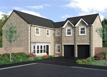 "Thumbnail 5 bed detached house for sale in ""Shakespeare"" at Windmill View, Scholes, Holmfirth"