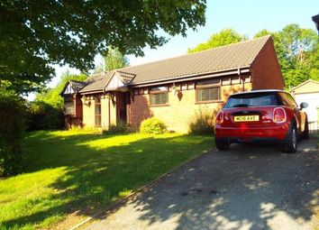 Thumbnail 3 bed bungalow for sale in Ashbury Close, Windmill Hill, Runcorn, Cheshire