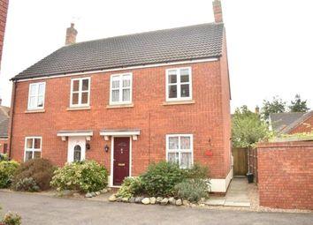 Laurel Avenue, Walton Cardiff, Tewkesbury, Gloucestershire GL20. 3 bed semi-detached house