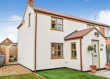 Thumbnail 2 bed semi-detached house for sale in Main Street, Haconby, Bourne